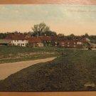Vintage Castle Green Kenilworth Castle UK Postcard