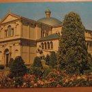 Vintage Franciscan Monastery Church Washington DC Postcard