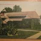 Vintage St Mary's Church Ardmore PA Postcard