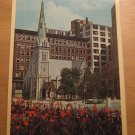 Vintage Christ Church Episcopal Indianapolis Indiana Postcard