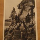 Vintage Heysham Rocks NR Moracrambe UK Postcard