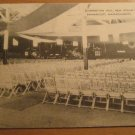 Vintage Convention Hall New Ocean House Swampscott Mass Postcard