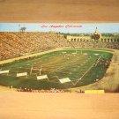 Vintage Los Angeles California Coliseum Postcard