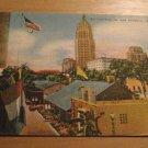 Vintage La Villita San Antonio Texas Postcard