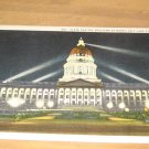 Vintage State Capitol Salt Lake City Utah Postcard