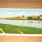 Vintage Green River & Palisades Wyoming Postcard