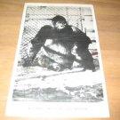 Vintage Gorilla No Mail No Love No Nothin Postcard