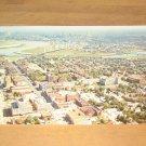 Vintage Ariel View Of Downtown Kansas City, Kansas Postcard