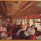 Vintage Valley Rail Road Train Essex Conn Postcard