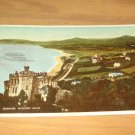 Vintage Killiney Bay Showing Wicklow Hills Ireland Postcard