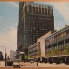 Vintage Wacker Drive Looking South Chicago Illinois Postcard