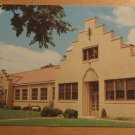 Vintage Home Kidron Bethpage Mission Axtell Nebraska Postcard