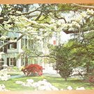 Vintage Ashley Hall Charleston South Carolina Postcard