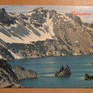 Vintage Phantom Ship From Kerr Notch Postcard