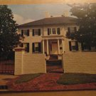 Vintage Governor's Mansion Arlington Virginia Postcard