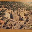 Vintage Aerial View Rochester Minnesota Postcard