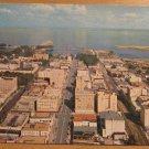 Vintage Airview St Petersburg Florida Postcard