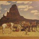 Vintage El Capitan In Ship Rock Country Postcard