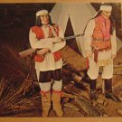 Vintage Cochise And Geronimo Apache Indians Postcard