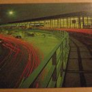 Vintage Chicago O'hare International Airport Postcard