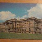 Vintage Central High School Omaha Nebraska Postcard