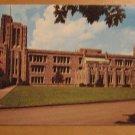 Vintage Jordan Memorial Hall Butler University Indiana Postcard