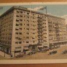 Vintage Imperial Hotel Portland Oregon Postcard