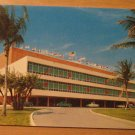 Vintage New Dania Jai Alai Fronton Dania Florida Postcard