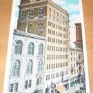Vintage Commercial Building San Jose California Postcard