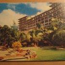 Vintage Hotel Majestic Acapulco Mexico Postcard
