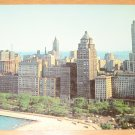 Vintage The Drake Hotel Chicago Illinois Postcard