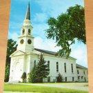 Vintage Congregational Church Wilmington Massachusetts Postcard