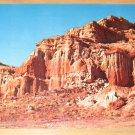 Vintage Red Rock Canyon Postcard