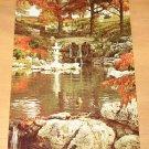 Vintage High Parks Flower Gardens Toronto Canada Postcard