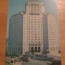 Vintage Hotel Mark Hopkins San Francisco California Postcard