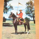 Vintage Royal Canadian Mounted Police Canada Postcard