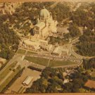 Vintage Saint Joseph's Oratory of Mount Royal Postcard