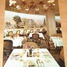 Vintage Heather House Restaurant Carson Pirie Scott & Co Chicago IL Postcard