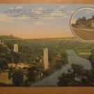 Vintage High Bridge US 25 Spanning Kentucky River Postcard