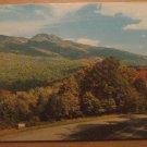 Vintage Blue Ridge Parkway North Carolina Postcard