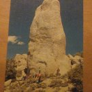 Vintage Winnedumah Inyo Mountains Independence California Postcard