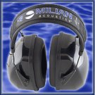 Quiet SV Air Plane Headphones for Solitude & Comfort