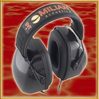 Milian Acoustics SVT Studio Monitor Isolation Headphones