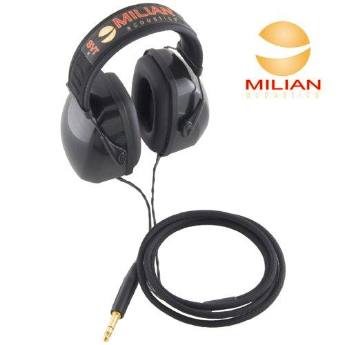Drum Headphones for Mapex M Pro VX QR V Q MPX Black Panther