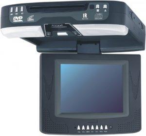 8 inch flip down car monitor with car DVD