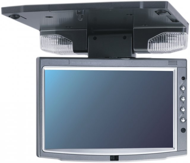 7.8  inch roof mount TFT-LCD monitor
