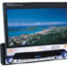 7 inch fully motorized monitor with car DVD