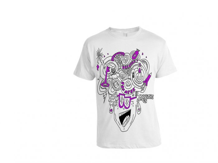 Key to the Future Tee (White)