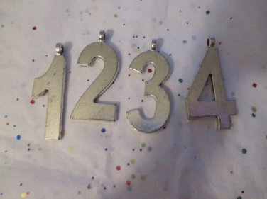 Numbers  Charms 1-4