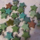 Star Pendants - 25 Pieces